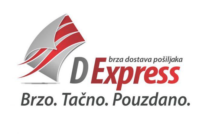 Dostava tehnike D expres sluzbom