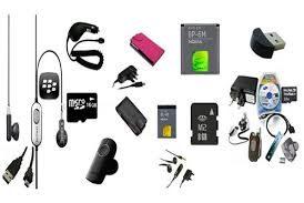 prodaja opreme za mobilne telefone