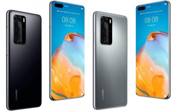 servis Huawei P40 telefona